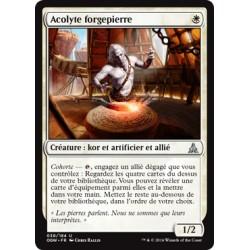 Blanche - Acolyte Forgepierre (U) [OGW] FOIL