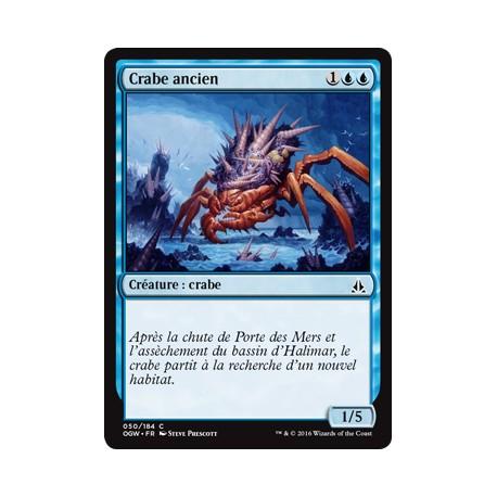 Bleue - Crabe Ancien (C) [OGW] FOIL