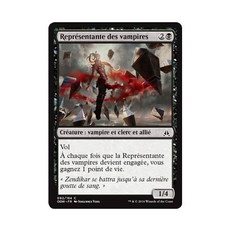 Noire - Représentante des Vampires (C) [OGW] FOIL