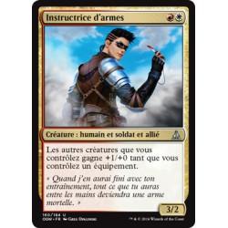 Or - Instructrice d'Armes (U) [OGW] FOIL