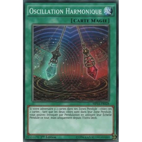 Oscillation Harmonique (C) [MP16]
