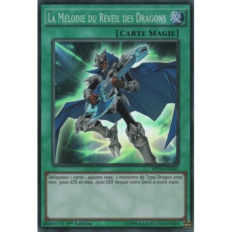 La Mélodie du Réveil des Dragons (SR) [MP16]