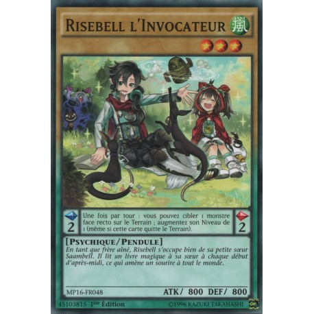 Risebell l'Invocateur (C) [MP16]
