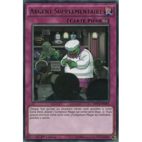 Argent Supplémentaire (R) [MP16]