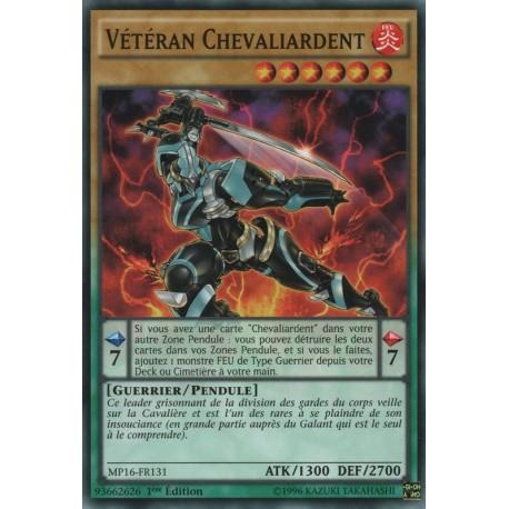 Vétéran Chevaliardent (C) [MP16]