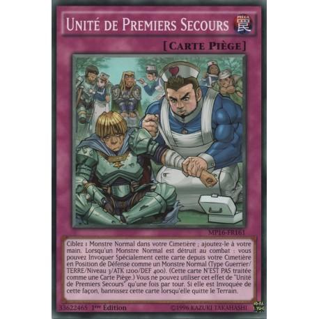Unité de Premiers Secours (C) [MP16]