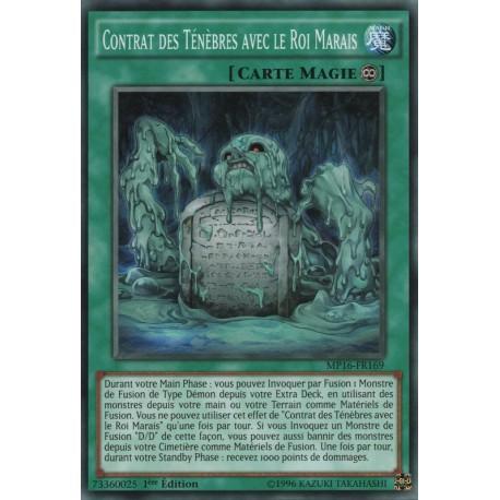 Contrat des Ténèbres avec le Roi Marais (C) [MP16]