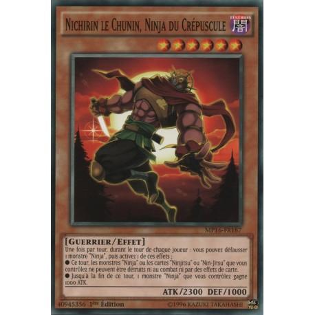 Nichirin le Chunin, Ninja du Crépuscule (C) [MP16]