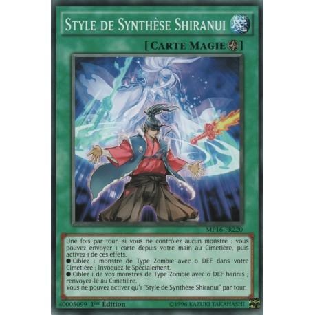 Style de Synthèse Shiranui (C) [MP16]