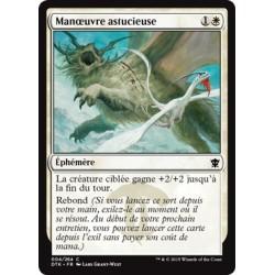 Blanche - Manœuvre astucieuse (C) [DTK] FOIL