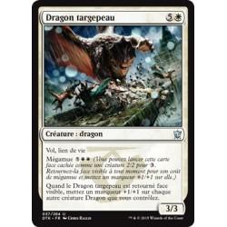 Blanche - Dragon targepeau (U) [DTK] FOIL