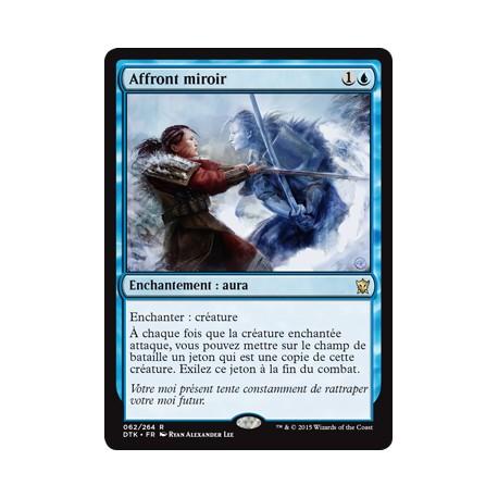 Bleue - Affront Miroir (R) [DTK] FOIL