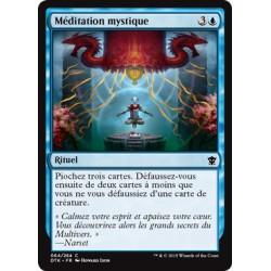 Bleue - Méditation mystique (C) [DTK] FOIL