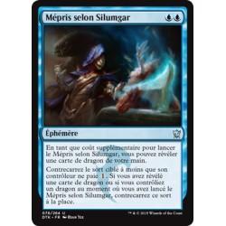 Bleue - Mépris selon Silumgar (U) [DTK] FOIL