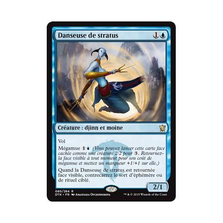 Bleue - Danseuse de Stratus (R) [DTK] FOIL