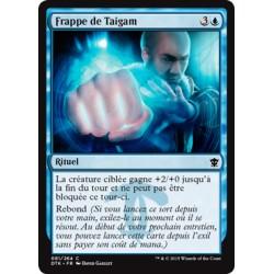 Bleue - Frappe de Taigam (C) [DTK] FOIL