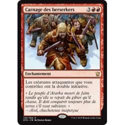 Rouge - Carnage des berserkers (R) [DTK] FOIL