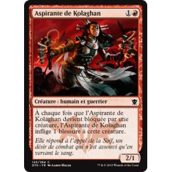 Rouge - Aspirante de Kolaghan (C) [DTK] FOIL