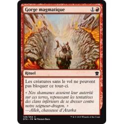 Rouge - Gorge magmatique (C) [DTK] FOIL