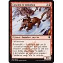 Rouge - Cavalier de smilodon (C) [DTK] FOIL
