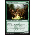 Verte - Cercle des anciens (U) [DTK] FOIL