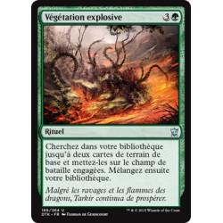 Verte - Végétation explosive (U) [DTK] FOIL