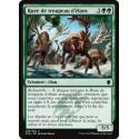 Verte - Ruée de troupeau d'élans (C) [DTK] FOIL