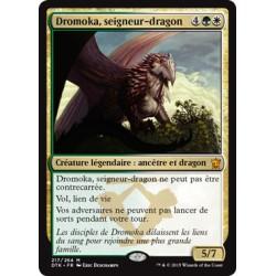 Or - Dromoka, Seigneur-Dragon (M) [DTK] FOIL