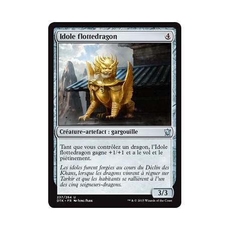 Artefact - Idole flottedragon (U) [DTK] FOIL