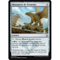 Artefact - Monument de Dromoka (U) [DTK] FOIL