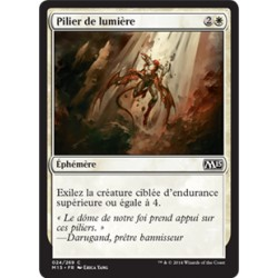 Blanche - Pilier de lumière (C) [M15] FOIL
