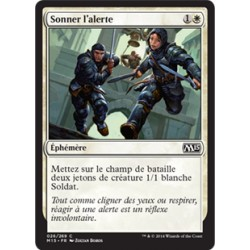 Blanche - Sonner l'alerte (C) [M15] FOIL