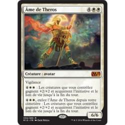 Blanche - Ame de Theros (M) [M15] FOIL