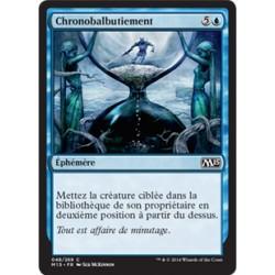 Bleue - Chronobalbutiement (C) [M15] FOIL