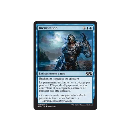 Bleue - Incrustation (C) [M15] FOIL