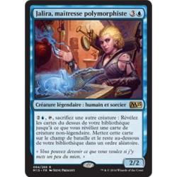 Bleue - Jalira, maîtresse polymorphiste (R) [M15] FOIL