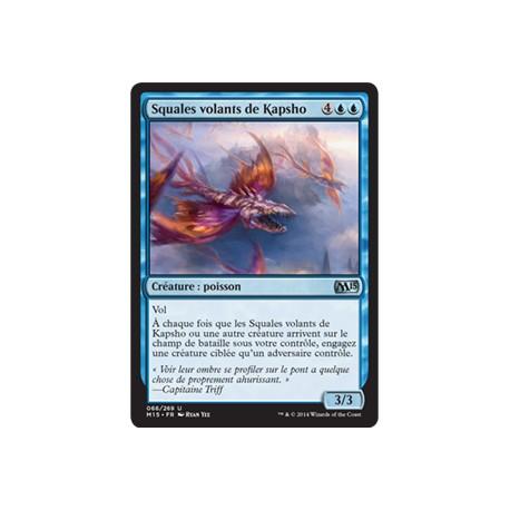 Bleue - Squales volants de Kapsho (U) [M15] FOIL