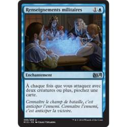 Bleue - Renseignements militaires (U) [M15] FOIL