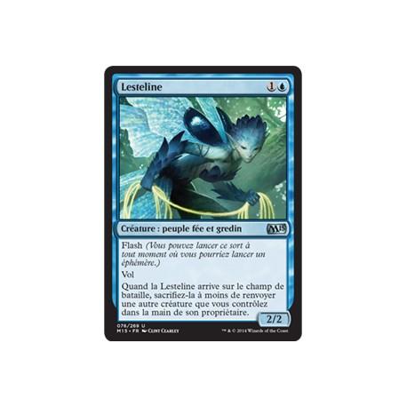 Bleue - Lesteline (U) [M15] FOIL