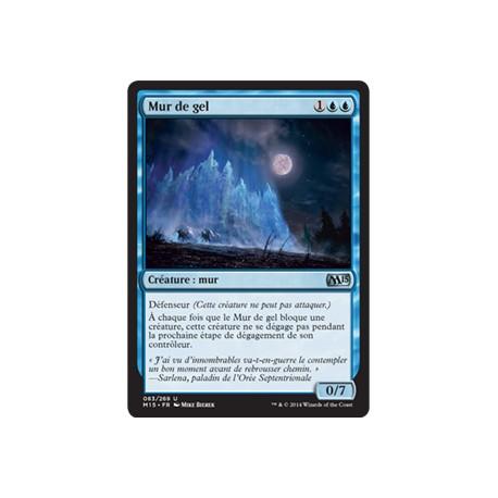 Bleue - Mur de gel (U) [M15] FOIL