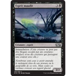Noire - Esprit maudit (C) [M15] FOIL