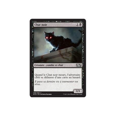 Noire - Chat noir (C) [M15] FOIL