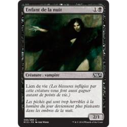 Noire - Enfant de la nuit (C) [M15] FOIL