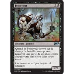 Noire - Fossoyeur (U) [M15] FOIL