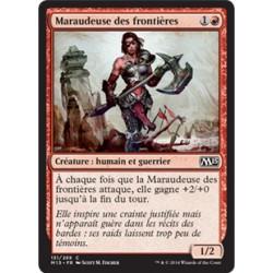 Rouge - Maraudeuse des frontières (C) [M15] FOIL