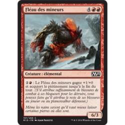 Rouge - Fléau des mineurs (C) [M15] FOIL