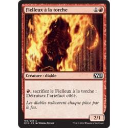 Rouge - Fielleux à la torche (C) [M15] FOIL