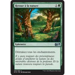 Verte - Retour à la nature (U) [M15] FOIL