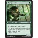 Verte - Mystique elfe (C) [M15] FOIL