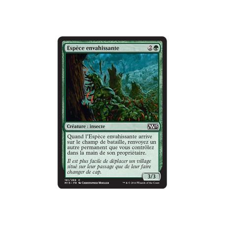 Verte - Espèce envahissante (C) [M15] FOIL